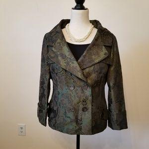 Etcetera brocade jacket